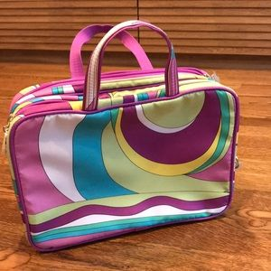 Sonia Kashuk Make Up Toiletry Travel Organizer